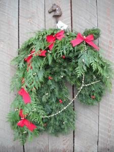 Horse Head Wreath 3